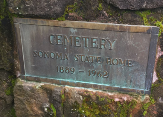 Sonoma State Hospital Cemetery